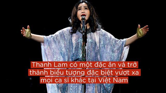 Thanh Lam: Sự cuồng nộ và kỉ lục chấn động showbiz chưa ai làm được