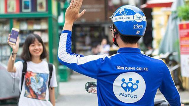 Mục tiêu đầy tham vọng của hãng gọi xe công nghệ Việt FastGo