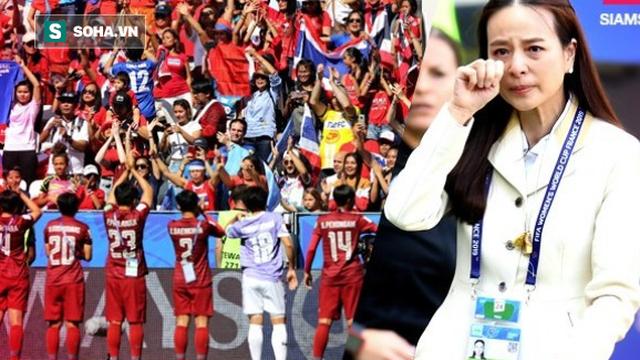 Trưởng đoàn, HLV Thái Lan rủ nhau từ chức sau 3 trận thua khiến đội nhà bị loại ở World Cup