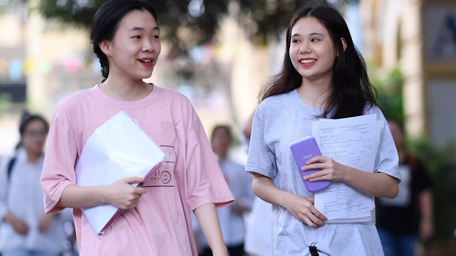 [NÓNG] Đáp án chính thức tất cả các môn thi trắc nghiệm THPT Quốc gia 2019