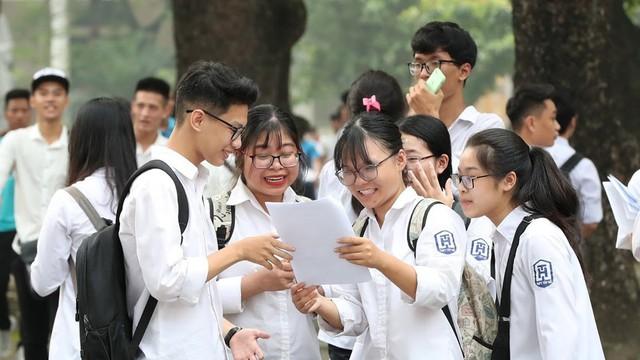 Công bố đáp án chính thức tất cả các mã đề môn Toán kỳ thi THPT Quốc gia 2019