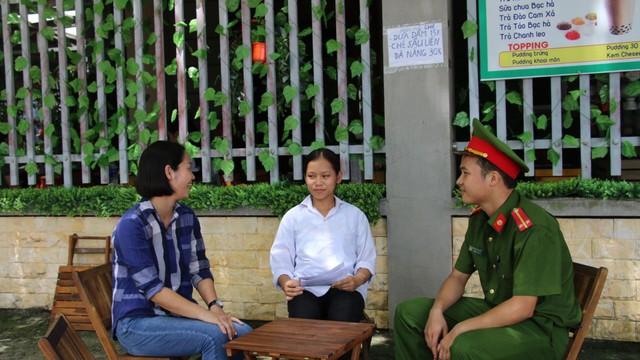Cán bộ công an huyện ở Bắc Giang chạy xe 12 km đón nữ sinh ngủ quên không đi thi