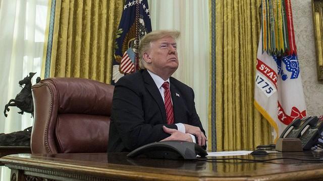"""TT Trump lại đe dọa TQ trước thềm cuộc gặp: Sẽ áp thuế nếu những gì ông Tập nói không """"vừa tai"""""""