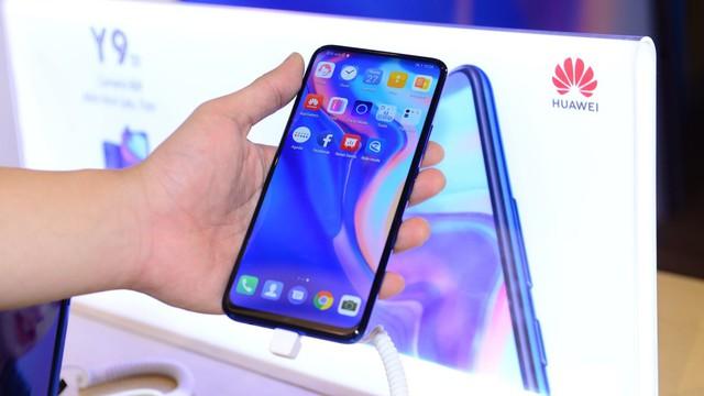 Điện thoại Huawei Y9 Prime 2019 vừa ra mắt giảm giá cả triệu đồng, có nên mua?