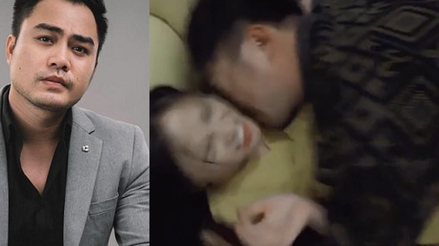 Khải vũ phu phim Về nhà đi con: Vợ giận mất một ngày vì cảnh cưỡng hiếp Thu Quỳnh