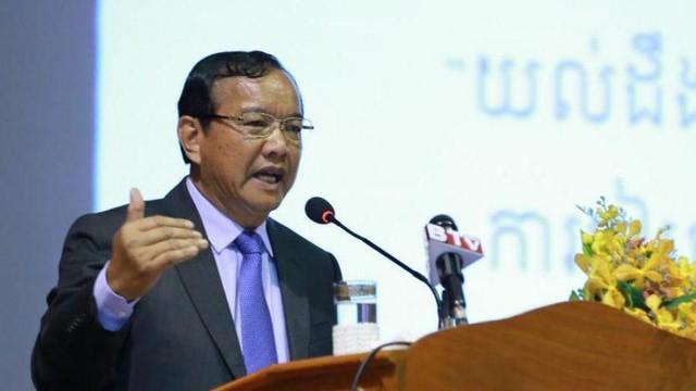 Toàn văn tuyên bố của BNG Campuchia: Phát biểu của ông Lý Hiển Long gợi lại thời kỳ Singapore ủng hộ Khmer Đỏ