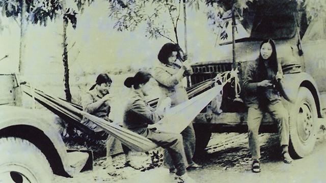Huyền thoại về Đội nữ lái xe Trường Sơn