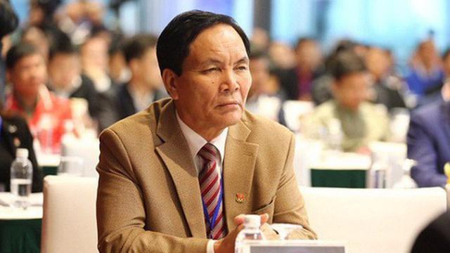 VFF tìm được người tạm thời thay ông Cấn Văn Nghĩa ngồi vào ghế Phó chủ tịch tài chính