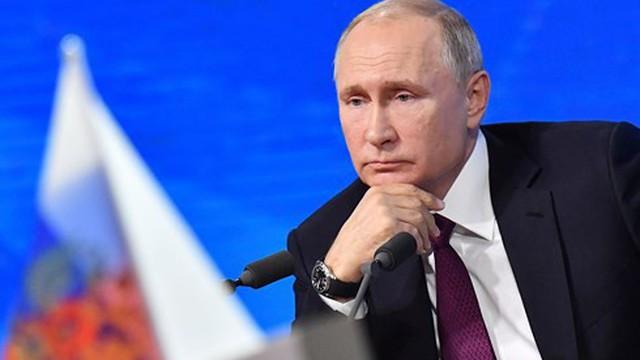 Tổng thống Putin phản đối trừng phạt Gruzia dù Quốc hội thông qua dự luật