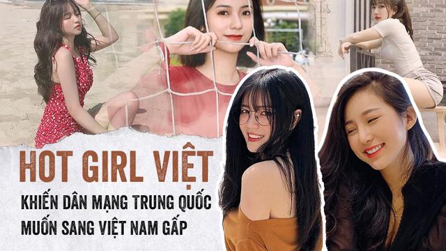 """5 cô gái Việt khiến báo Trung Quốc tốn """"không ít giấy mực"""": Xinh đẹp, nhiều người ngưỡng mộ"""
