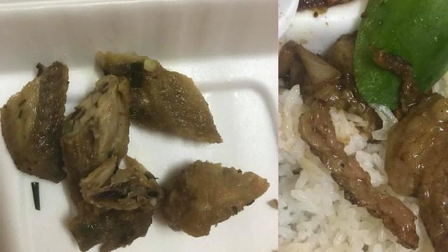 """Đặt cơm qua mạng, cô gái nhận suất ăn với 5 miếng xương gà và lời giải thích """"khó đỡ"""" của chủ quán"""