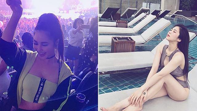 Hình ảnh nóng bỏng và điều gây tò mò của Hương Tràm khi tạm rời xa showbiz