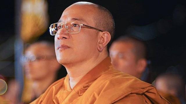 Bãi nhiệm các chức vụ trong Giáo hội của Đại đức Thích Trúc Thái Minh, trụ trì chùa Ba Vàng