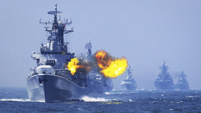 Thông cáo 2 câu của PLA gây xôn xao: TQ hành động quân sự rúng động vùng biển nhạy cảm nhất?
