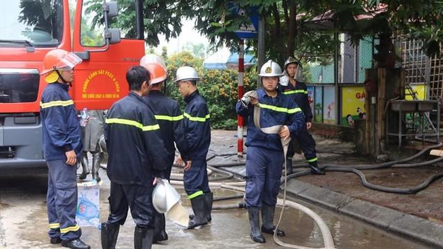 Thông tin mới nhất về vụ cháy gần Thiên Đường Bảo Sơn