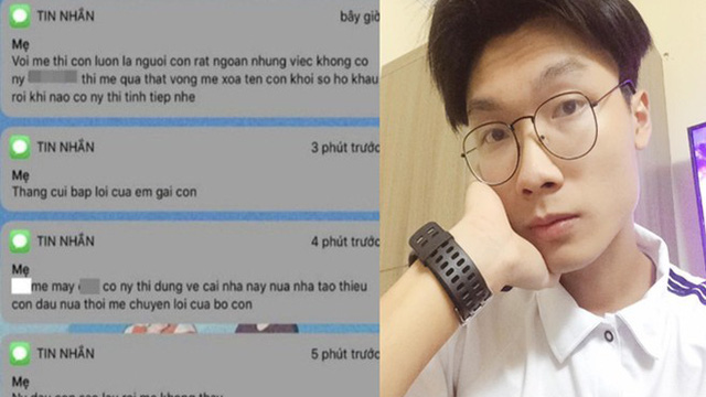 Mẹ dọa cắt hộ khẩu vì ế, chàng trai lên mạng cầu cứu bỗng được nhiều cô nhắn tin làm quen