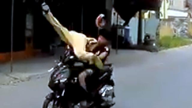 CSGT bị tông xe: Không ai dám đánh đổi tính mạng, nhưng không tránh kịp thì phải chịu