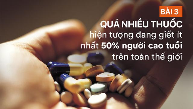Chuyện lạ: BS ở Nhật, Úc, Canada bày cách đối phó 'đơn thuốc kê thừa' cho bệnh nhân - tại sao?