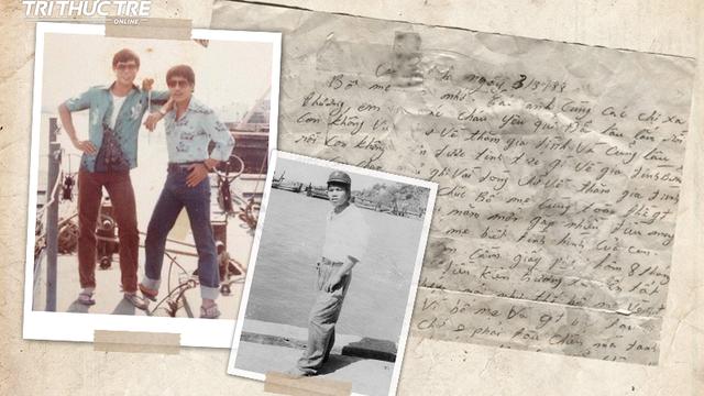Liệt sĩ Gạc Ma và lá thư vượt Biển Đông