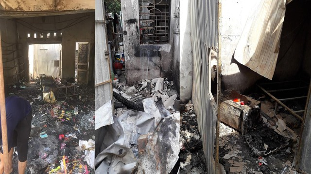 Vụ ném bom xăng làm chủ shop quần áo bỏng nặng: Bắt 3 kẻ lạ mặt gây án