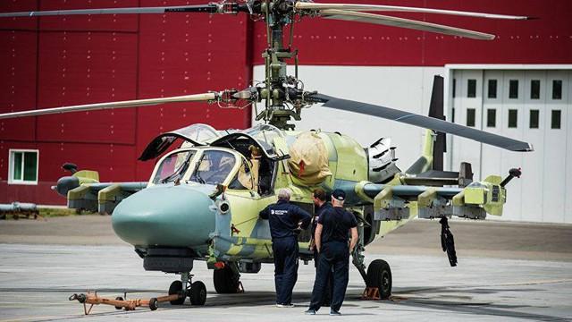 Trực thăng tấn công Ka-52: Tổ hợp hàng không bậc nhất của Nga