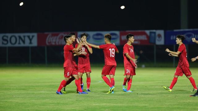U22 Việt Nam 2-0 Viettel: U22 Việt Nam chiến thắng dù bỏ lỡ hàng tá cơ hội