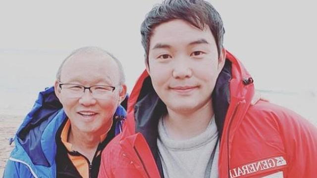 Sự thật phũ phàng khiến HLV Park Hang-seo phải ngăn cản con trai nối nghiệp cầu thủ