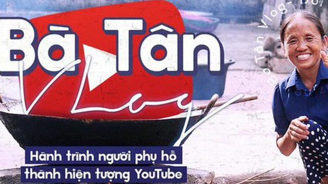Hé lộ bên thứ 3 'nắm' thu nhập của Bà Tân Vlog