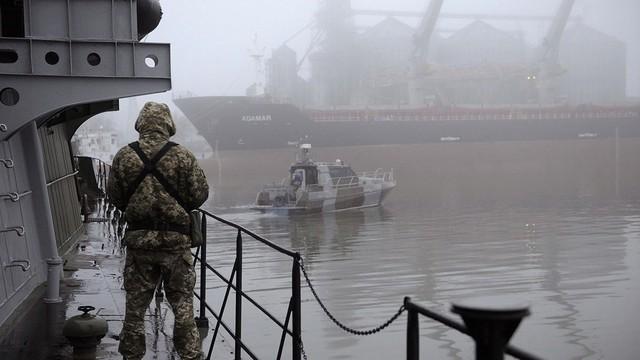 """Sự trùng hợp bất thường trong vụ tàu Nga bị bắt giữ: Ukraine muốn ghi điểm với """"kỳ phùng địch thủ"""" của Nga?"""