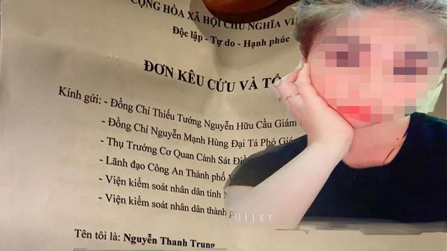 Công an xác minh vụ bố tố cáo con gái 6 tuổi bị nhóm người xâm hại tình dục