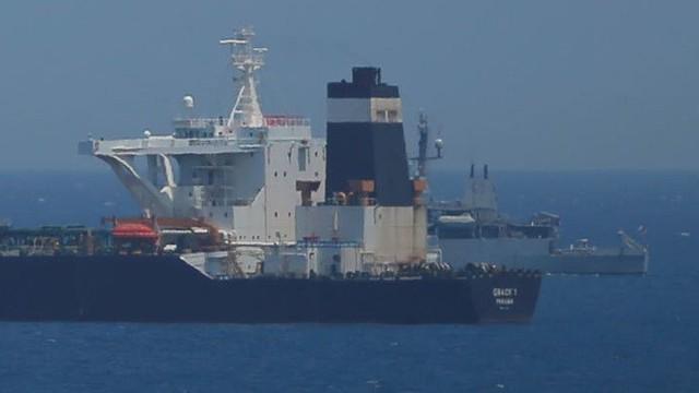 Diễn biến bất ngờ và phản ứng của Mỹ khi Anh bắt giữ tàu chở dầu của Iran