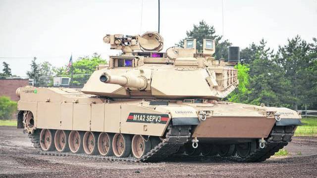 108 xe tăng M1A2T Mỹ mới bán cho Đài Loan sẽ đối đầu với xe tăng nào của Trung Quốc?
