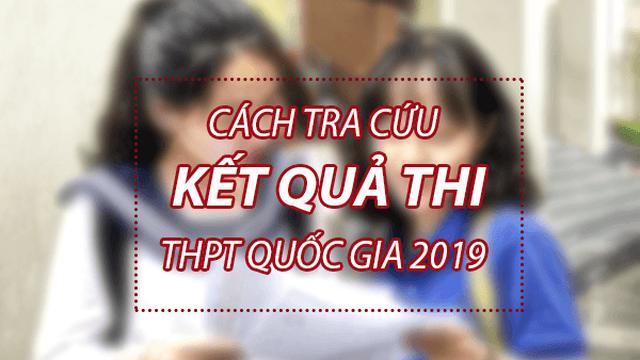 Thời điểm công bố điểm thi THPT quốc gia 2019