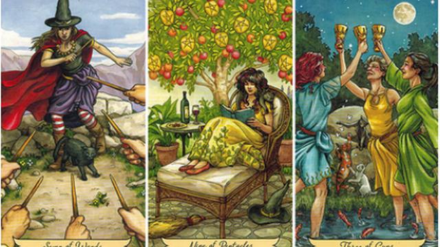 Rút một lá bài Tarot để giải mã những bất ngờ sẽ ập đến với cuộc sống của bạn trong tuần mới