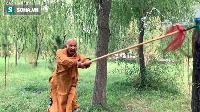 """Cao tăng Thiếu Lâm bóc mẽ """"trò lừa đảo"""" ở giải võ có một không hai tại Trung Quốc"""