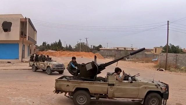 Mỹ và 4 nước đồng minh ra tuyên bố chung kêu gọi ngừng bắn ở Libya