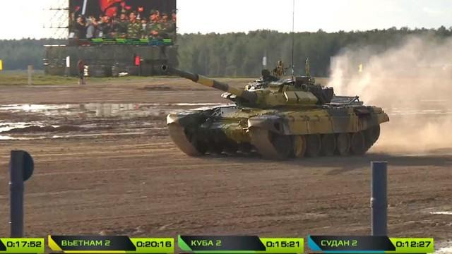 Tank Biathlon 2019: Thông tin mới nhất về trận chung kết của Việt Nam - Cờ đã đến tay
