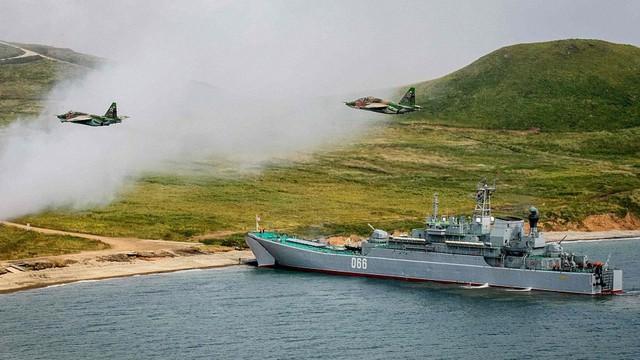 """4 quốc gia NATO sẽ """"không có cửa chống đỡ"""" nếu Nga đổ bộ tấn công từ đường biển?"""