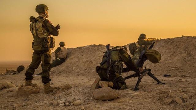 """Bí mật về """"lính đánh thuê"""" Nga: 4 giờ giao chiến đẫm máu với đặc nhiệm Mỹ ở Syria là thật?"""