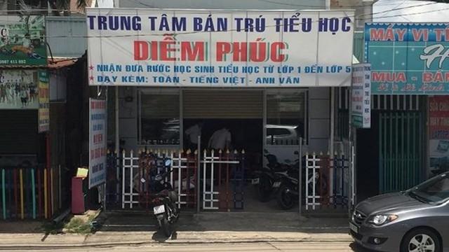 """Bỏ quên trẻ 10 giờ liền, trung tâm bán trú """"chui"""" bị đóng cửa"""