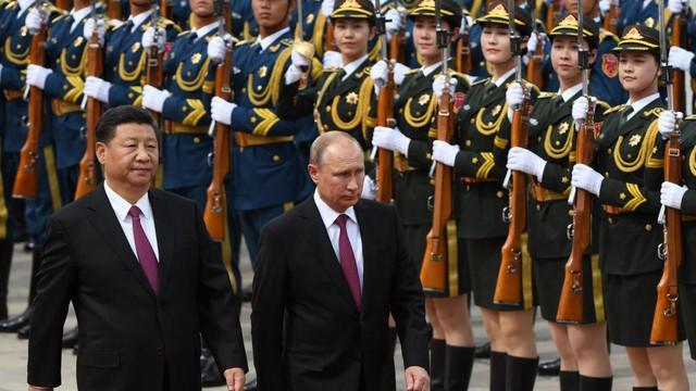 Nga, Trung Quốc sẽ bỏ rơi Iran nếu bị Mỹ tấn công?