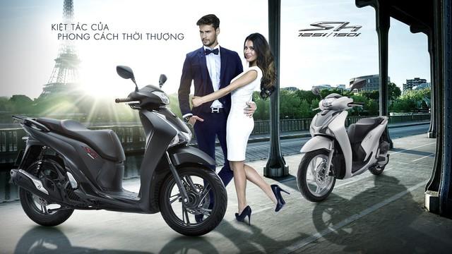"""""""Đắt như tôm tươi"""" ở Việt Nam nhưng Honda SH lại ế ẩm, dùng để dọn vệ sinh tại nước ngoài"""
