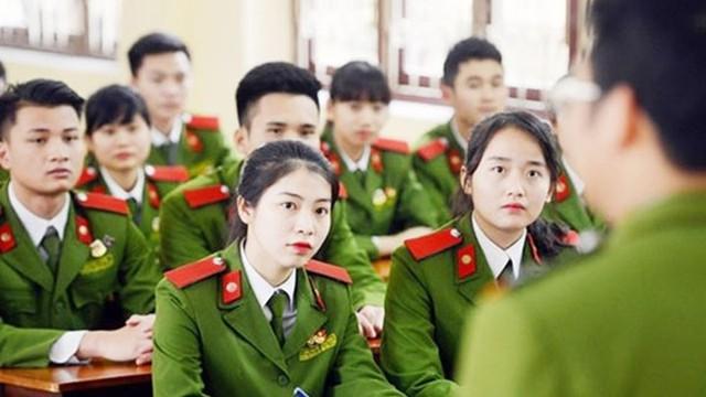 Học viện Cảnh sát nhân dân xét tuyển bổ sung, lấy điểm sàn từ 19,62
