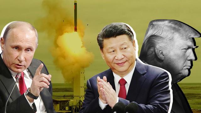 """TT Trump chơi chiêu """"giương Đông kích Tây"""": Lấy Nga làm bình phong để rảnh tay đối phó một đại cường quân sự đang lên"""