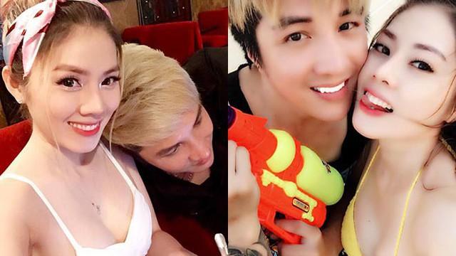 Danh tính nữ ca sĩ gợi cảm, yêu Lâm Chấn Khang 17 năm mới cưới