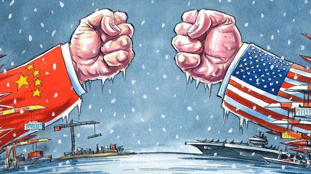 """75 tỷ USD đấu 550 tỷ USD: """"Nắm đấm"""" của Mỹ tuy lớn nhưng hiệu quả không cao như """"nắm đấm"""" của TQ?"""