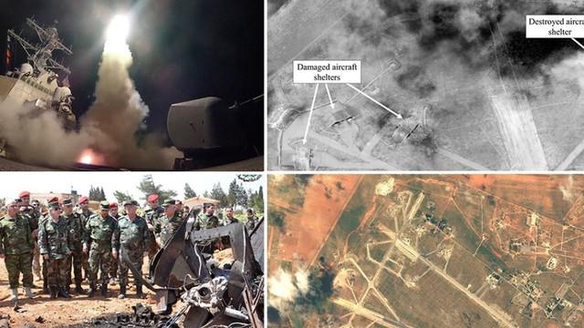 """Căn cứ KQ Syria vừa nổ lớn, thương vong khủng khiếp - Nga """"chỉ thẳng mặt"""" Thổ chỉ còn 24h"""