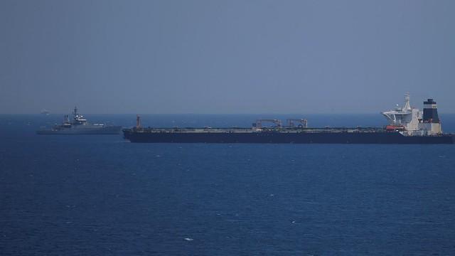 Iran vừa tuyên bố bắt thêm tàu dầu nước ngoài ở eo Hormuz - Máy bay chiến đấu Iran rơi - Cực kỳ căng thẳng