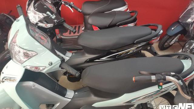 Hàng loạt mẫu xe máy Honda bị nhái kiểu dáng, giá bán rẻ bằng một nửa