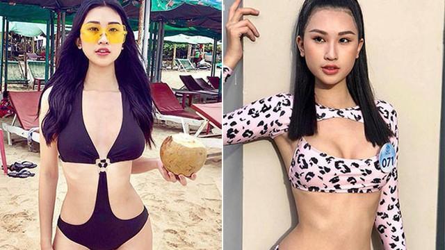 """Vẻ sexy của cô gái lọt """"mắt xanh"""" Vũ Khắc Tiệp, gây tiếc nuối khi trượt Miss World Vietnam"""
